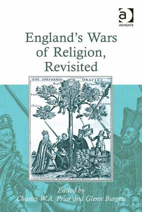 England's Wars of Religion, Revisited: 1st Edition (Hardback) book cover