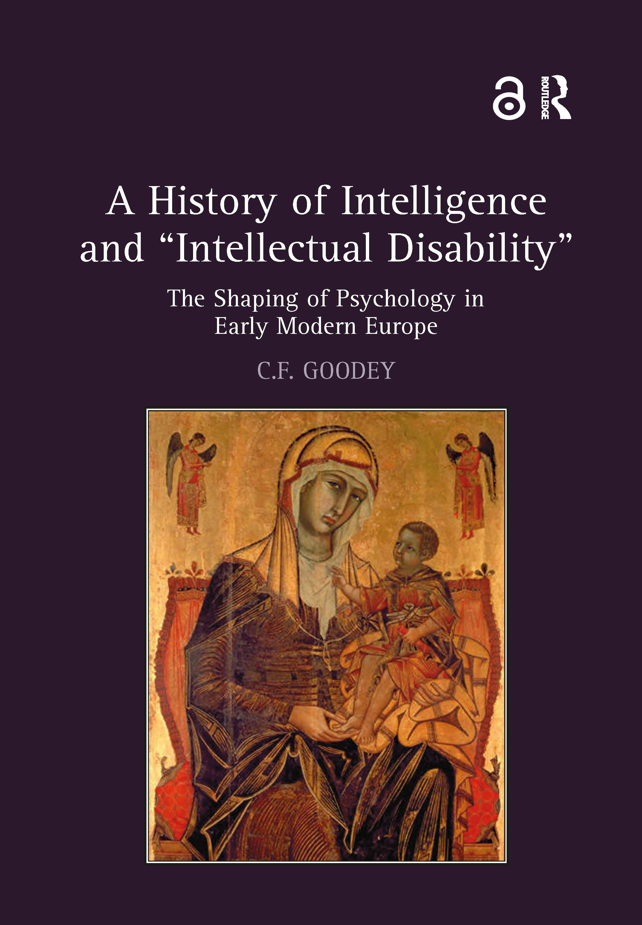 "Ancient Philosophy and the ""Worst Disability"""