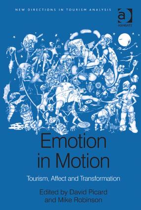 Emotion in Motion: Tourism, Affect and Transformation, 1st Edition (Hardback) book cover