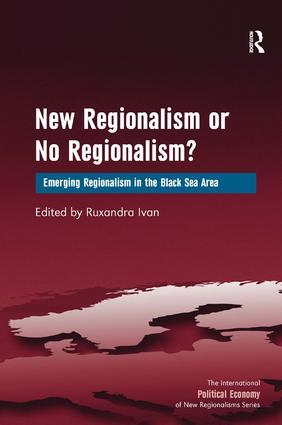 New Regionalism or No Regionalism?: Emerging Regionalism in the Black Sea Area book cover