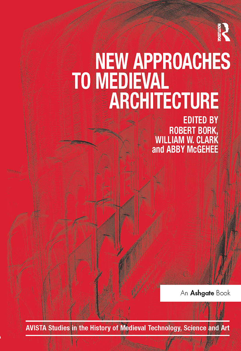 New Approaches to Medieval Architecture (Hardback) book cover
