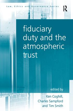 Fiduciary Duty and the Atmospheric Trust book cover