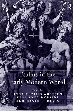 Psalms in the Early Modern World: 1st Edition (Hardback) book cover
