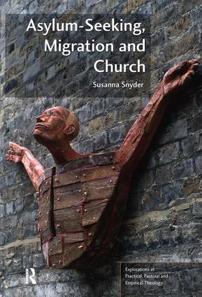 Asylum-Seeking, Migration and Church (Paperback) book cover