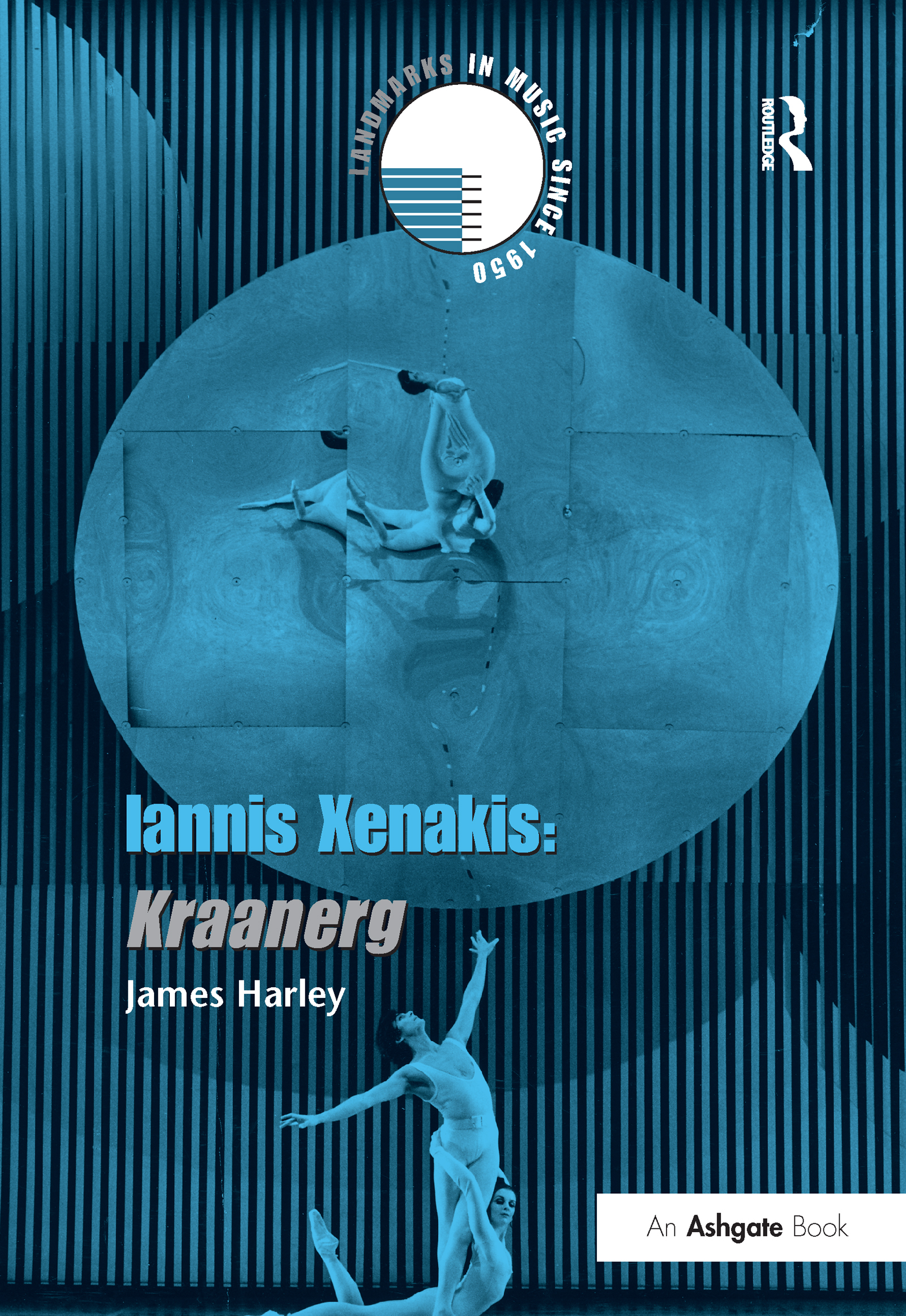 Iannis Xenakis: Kraanerg book cover