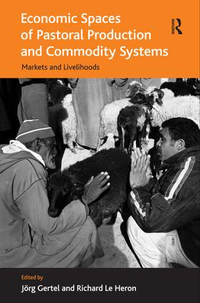 Economic Spaces of Pastoral Production and Commodity Systems: Markets and Livelihoods (Hardback) book cover