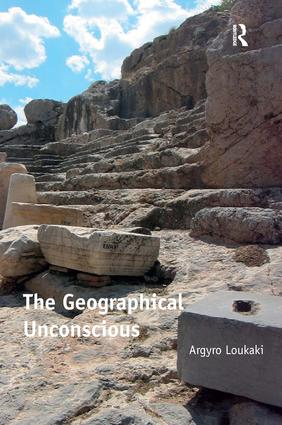 The Geographical Unconscious (Hardback) book cover