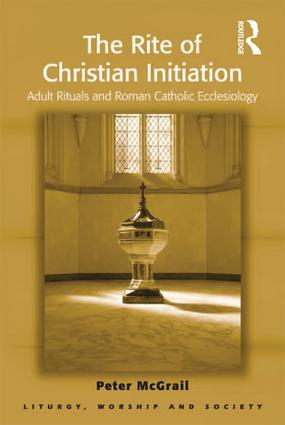 Christian Initiation And The Church Ad Extra