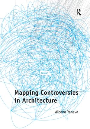 Mapping Controversies in Architecture (Hardback) book cover