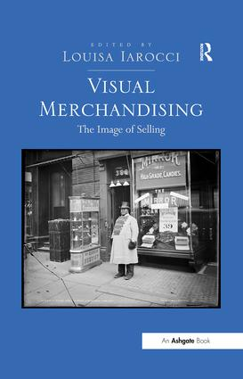 Visual Merchandising: The Image of Selling, 1st Edition (Paperback) book cover