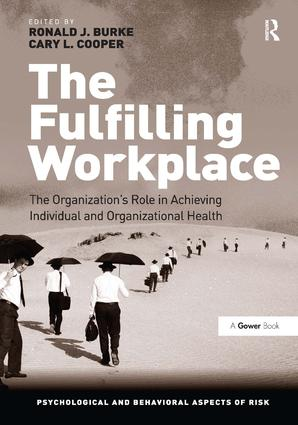 Experiencing Flow in the Workplace and What Individuals and Organizations Can Do to Foster It