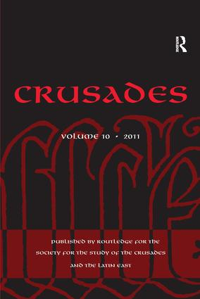 Crusades: Volume 10 (Hardback) book cover