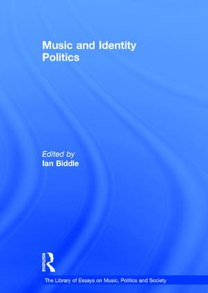 Music and Identity Politics book cover