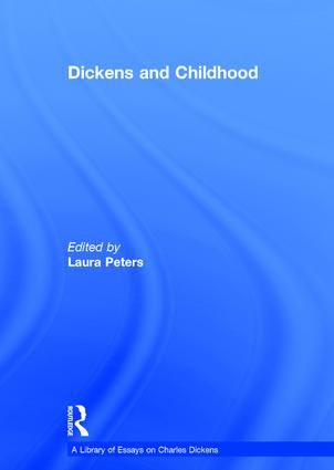 Dickens and Childhood book cover