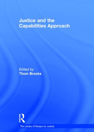 Justice and the Capabilities Approach