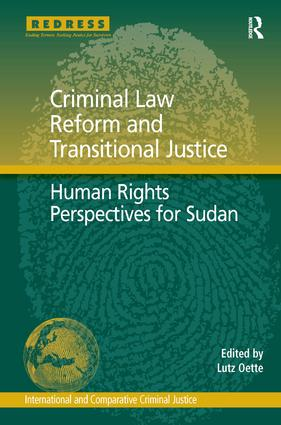 Criminal Law Reform and Transitional Justice
