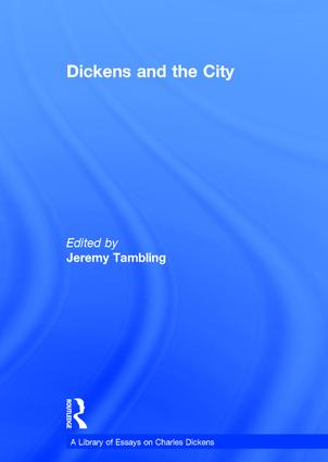 'City Spaces: Martin Chuzzlewif', in Lost in the American City: Dickens, James and Kafka, New York: Palgrave, pp. 49–75 and pp. 205–10