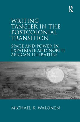 The Cultural Dynamics of Expatriate Tangier