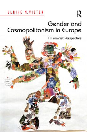 Gender and Cosmopolitanism in Europe: A Feminist Perspective (Hardback) book cover