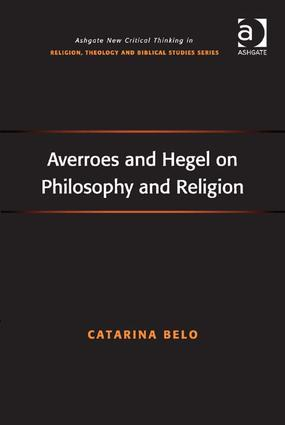 Averroes and Hegel on Philosophy and Religion book cover