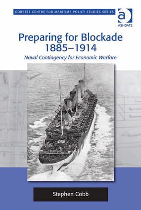 Preparing for Blockade 1885-1914