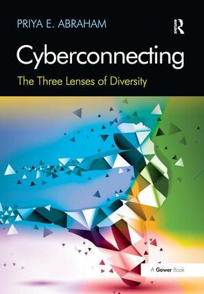 Cyberconnecting: The Three Lenses of Diversity, 1st Edition (Hardback) book cover