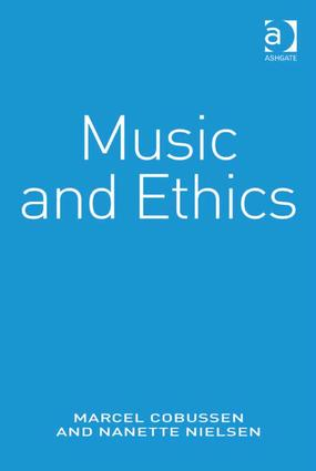 Music and Ethics (Hardback) book cover
