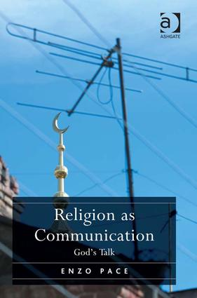 Religion as Communication: God's Talk (Hardback) book cover