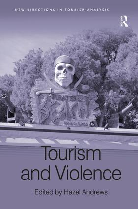 Tourism and Violence book cover