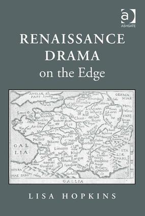Renaissance Drama on the Edge book cover