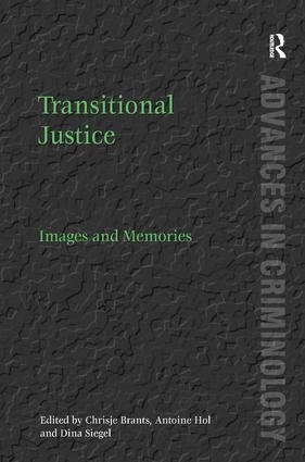 Transitional Justice: Images and Memories book cover