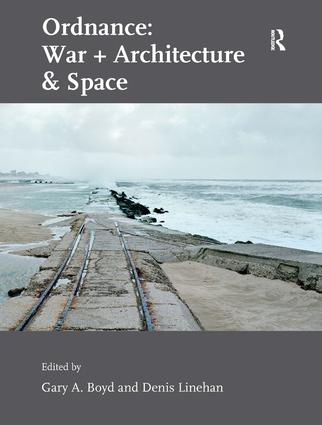 Ordnance: War + Architecture & Space (Hardback) book cover