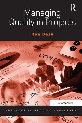 Managing Quality in Projects book cover