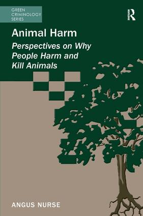 Animal Harm: Perspectives on Why People Harm and Kill Animals book cover