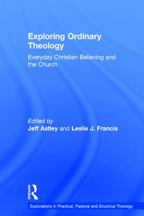 Ordinary Theology and the British Assemblies of God Doctrinal Tradition: A Qualitative Study