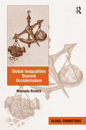 Global Inequalities Beyond Occidentalism (Hardback) book cover