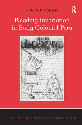 Reading Inebriation in Early Colonial Peru book cover