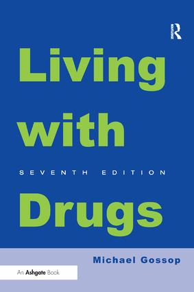 Living With Drugs: 7th Edition (Paperback) book cover