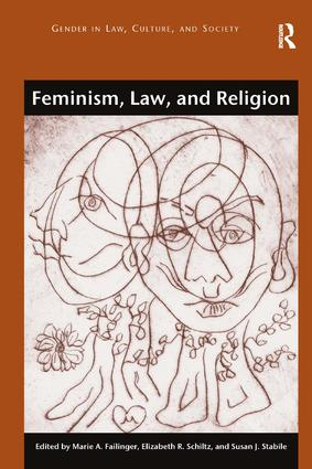 Feminism, Law, and Religion book cover