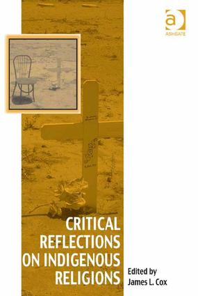 Critical Reflections on Indigenous Religions book cover