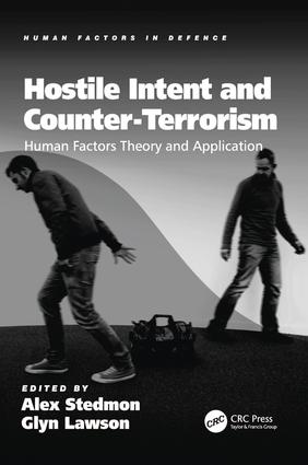Hostile Intent and Counter-Terrorism: Human Factors Theory and Application book cover