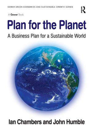 Plan for the Planet: A Business Plan for a Sustainable World book cover