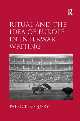 Introduction: Making, Watching, and Using Ritual