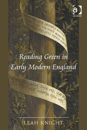 Writing Green: Inscribing Early Modern Trees