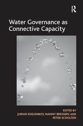 Water Governance as Connective Capacity: 1st Edition (e-Book) book cover