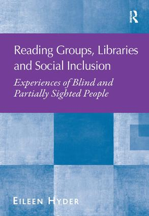 Reading Groups, Libraries and Social Inclusion