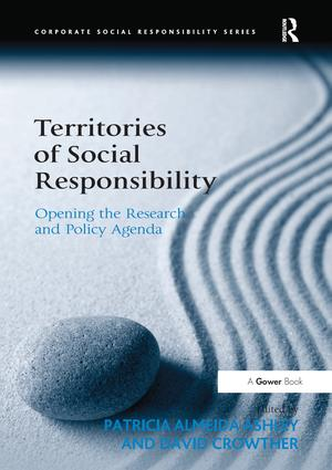 Territories of Social Responsibility: Opening the Research and Policy Agenda, 1st Edition (Paperback) book cover