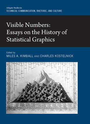 Visible Numbers: Essays on the History of Statistical Graphics, 1st Edition (Hardback) book cover
