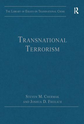 Transnational Terrorism: 1st Edition (Hardback) book cover
