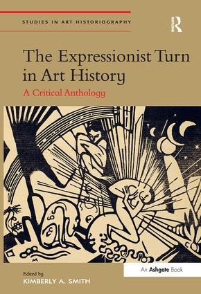 Expressionist Turn in Art History jacket